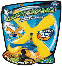 Test Nr. 15 – Copterang