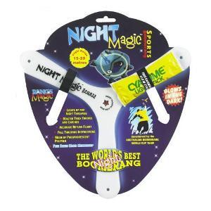 night glow tri magic